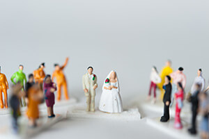 結婚式×創作落語
